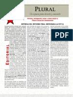 Boletín plural nº 20