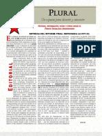 Boletín plural nº 21