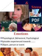 Emotions and Stress Management