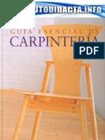 GUÍA ESENCIAL DE CARPINTERÍA CON PROYECTOS INCLUIDOS.pdf