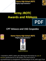 army jrotc awards and ribbons  2