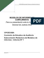 Modelos Informes