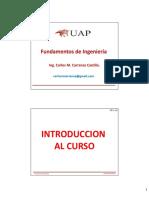 Presentacion Curso-Ingenieria