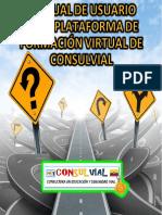Manual de Usuario Para Plataforma de Formacion Virtual de Consulvial
