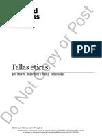 Rse s4 n3 Fallas Eticas