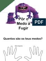 Diário Dos Medos