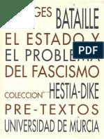 9. Bataille. Estado y fascismo.pdf
