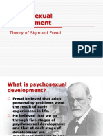 Freud Psychosexual Stages