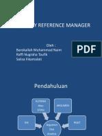 Mendeley Reference Manager-1