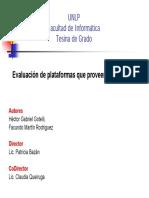 Método Para La Evaluación de Calidad de Software Basado en Iso y Iec 25000 - Tesis
