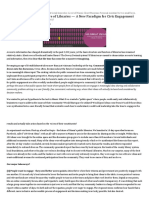 huffpost impact 100 great ideas for the future of libraries