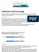 pewresearchcenter libraries and learning