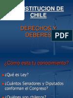 Constitucion de Chile
