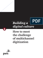 Strategy and Building a Digital Culture