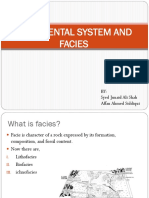 Continental System and Facies