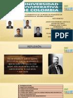 CARACTERIZACIÓN Y DIAGNOSTICO DE OS MODELOS PEDAGÓGICOS CON TRANSFERENCIA AL SISTEMA DEPORTIVO.
