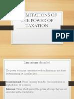 FINAL Taxation Report