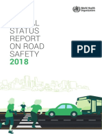 WHO Global Status Report on ROAD-Eng