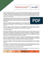 Diagnóstico Escola 10 Orientações 2019
