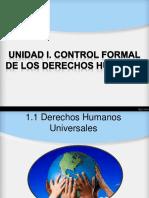 Control Formal de Los Derechos Humanos