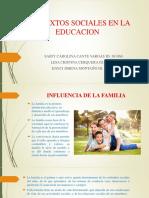 Contextos Sociales en La Educacion (2)