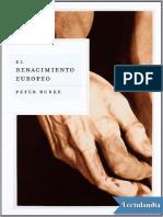 Peter Burke - El Renacimiento Europeo.pdf
