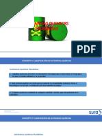Presentación Sustancias Quimicas Peligrosas