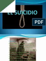 EL SUICIDIO diapositivas[1]