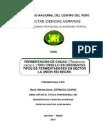 Espinoza Osorio