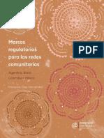 Redes Comunitarias 2018