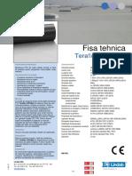 Fisa Tehnica Teraflex 15R Maxi