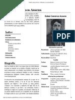 Rafael Cansinos Assens - Wikipedia, La Enciclopedia Librevffg