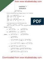 CBSE Class XII Mathematics - Inverse Trigonometric Functions (1)