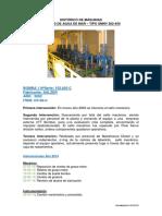 Hist+¦rico de M+íquinas, Bomba agua producto. (BAT)