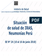 Iras en Peru
