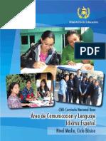 CNB Comunicación y Lenguaje IDIOMA ESPAÑOL Ciclo Básico.pdf