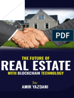 The Future of Real Estate with Blockchain Technology