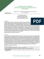 CONTRIBUIÇÕES DA PSICOLOGIA HISTÓRICO-CULTURAL PARA O PODER DE AGIR DO TRABALHADOR