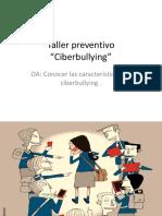 Taller Ciberbullyng