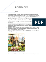 67 Interesting Farming Facts