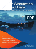 Traffic simulation and data .pdf