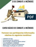 Material de combate a incendio