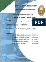 Bomba Serie Paralelo 2019 1