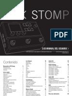 HX Stomp Manual - Spanish .pdf