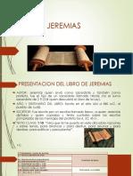 Libro de Jeremias