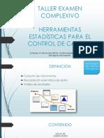 HERRAMIENTAS DE CONTROL DE CALIDAD
