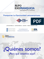 GNF Presentación Cámara de Comercio de Quito 2018