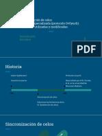 Protocolo OvSynch - Imágenes