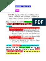 HONRA A DIOS - PREDICA - MAURICIO SERNA