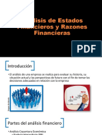 Curso de analisis de estados financieros